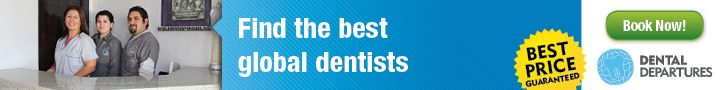 Visit Dental Departures and find the best global dentist. Book Now!
